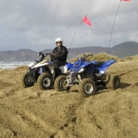 2012 Kymco Maxxer 450i Review