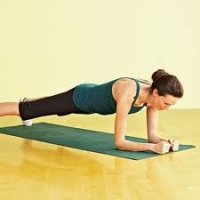 3 Great Flat Stomach Exercises
