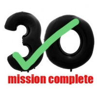 30th Article Of 30 In 30 Challenge  -  Great Sense Of Achievement!