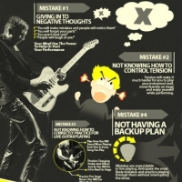 4 Errors Guitarists Commit While Getting Ready For Live Performance & How To Avoid Them Before Getting On Stage