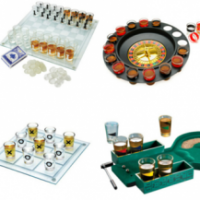 5 Drinking Game Sets From Maxam™ That Will Change The Way You Anticipate The Weekend Nights