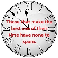 5 Tips to Avoid Losing Time