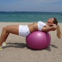 A Basic, But Effective, Ab Exercise