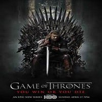A Game Of Thrones on Hbo