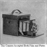 A Short History of the Camera  -  The Emergence of the Roll Film Camera