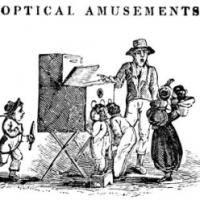 A Short History of the Camera  -  The Optical Lens and the Camera Obscura Come Together
