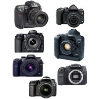 A Short History Of the Camera  -  The Rise Of the Digital Single Lens Reflex (dslr)