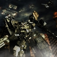 Armored Core V Review: Customizable Gundams