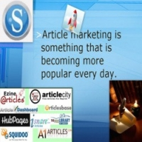Article Marketing Sites Made With Services, Forums, & News