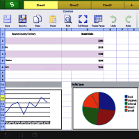 Battle Of the Spreadsheet Apps: Numbers Vs Cloudon Vs Kingsoft