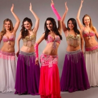 Belly Dance to Lose Weight Easier