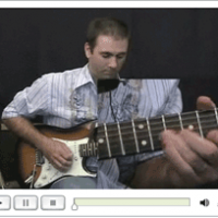 Blues Guitar Online Lessons For Beginners
