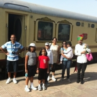 Brief Note About Palace On Wheels Tourist Train