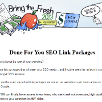 Bring The Fresh Backlink Packages & The Side Effects Of Using Them