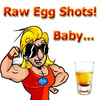 Can You Eat Raw Eggs To Gain Muscle?