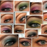 Choosing A Large Eyeshadow Palette