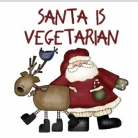 Christmas for A Vegetarian