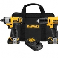 Christmas Gifts for A Diyer - The Dewalt 211s2 Combo Kit