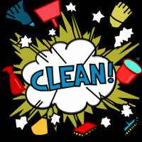 Clean Your House  -  Fast