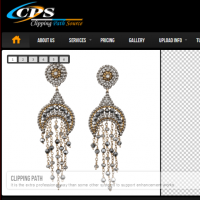 Clipping Path Service Provider