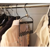 Closet Jewelry Organizers Help You Keep Your Collection In Order