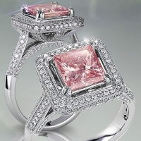 Considering A Color Diamond Ring? Look Before You Leap