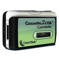 Convert to Mp3: Cassette2usb Audio Cassette Converter Review