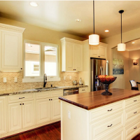 Crazy Ideas for Painting Your Kitchen Cabinets