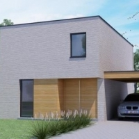 Creating A Dream House With Classic Cement Rendering