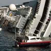 Cruise Ship Runs Aground Off the Italian Coast : Were Actions By the Captain And Crew Criminal?