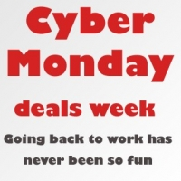 Cyber Monday online deals are here!!