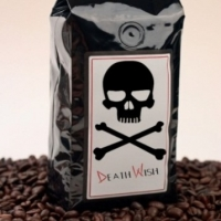 Death Wish  -  Strongest Coffee In The World Guaranteed (or Your Money Back)