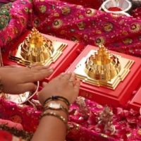 Designs on Yantras And Different Types Of Yantras