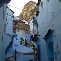 Destination Tip For Traveling Abroad  -   -  The Sapphire Town Of Chefchaouen, Morocco