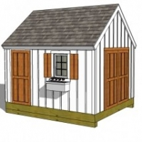 Different Types Of Backyard Shed Plans