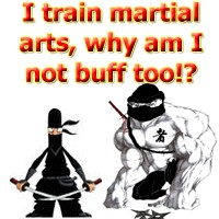 Does Training Martial Arts Make You Gain Muscle?