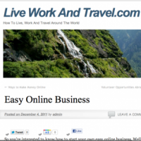 Easy Online Business