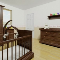 Eco Friendly Rooms for Babies