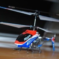 Electric Indoor RC Helicopter for Boys