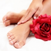 Essential Oils for the Feet