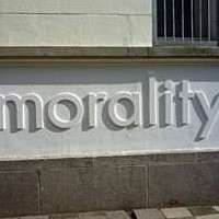 Falling Into the Abyss; Putting Morality Back at the Heart Of Our Focus