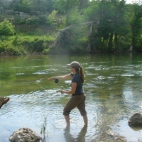 Fly Fishing In Texas