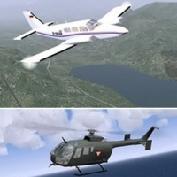 Flying Simulators Are Just Like The Real Thing