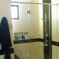 Frameless Shower Screen  -  only ONE In Malaysia That\'s Better