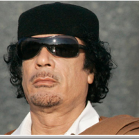 Gadhafi And Nato Trade Accusations With One Another