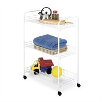 Get Organized With The Witmor Utility Cart