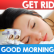 Get Rid Of Your Habitual Snoring With Good Morning Snore Solution!