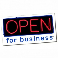 Getting Business Online  -  The Internet Never Sleeps