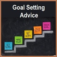 Goal Setting Advice