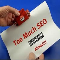 Google & Bing To Penalize Websites For Too Much SEO